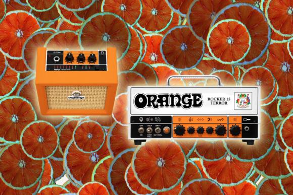 Orange Rocker 15 title