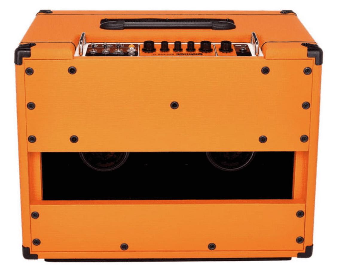 Orange Rocker 32 back