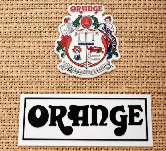 Orange Rocker 32 logo