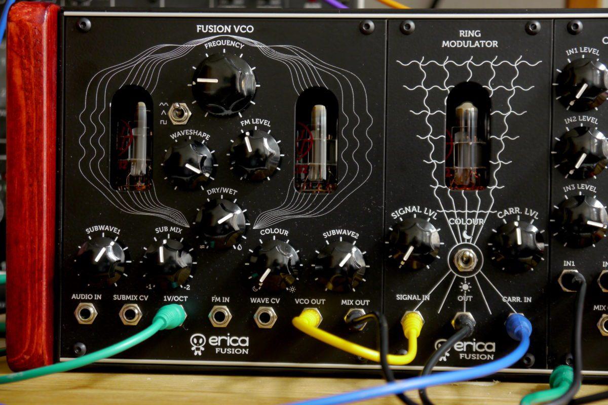 Erica Synth Fusion VCO, Ringmodulator