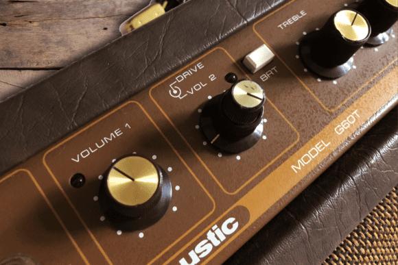 Acoustic G60T panel left