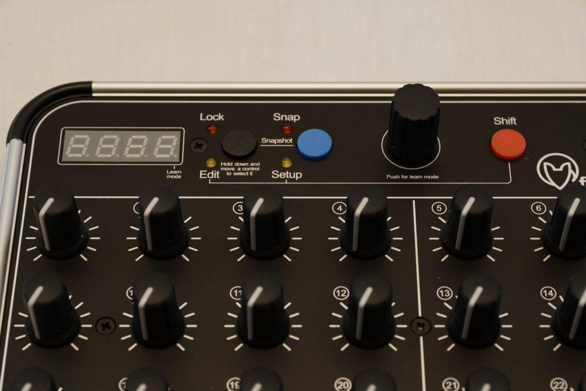 Faderfox PC44 Encoder