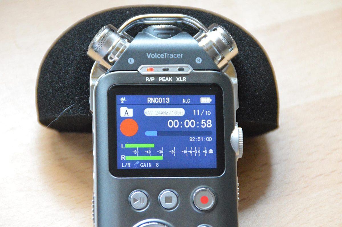 optisch und haptisch solide - Philips DVT7500