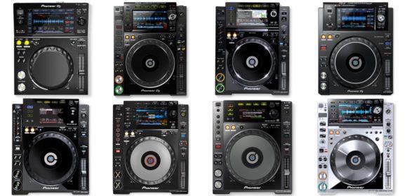 Pioneer CDJ Player