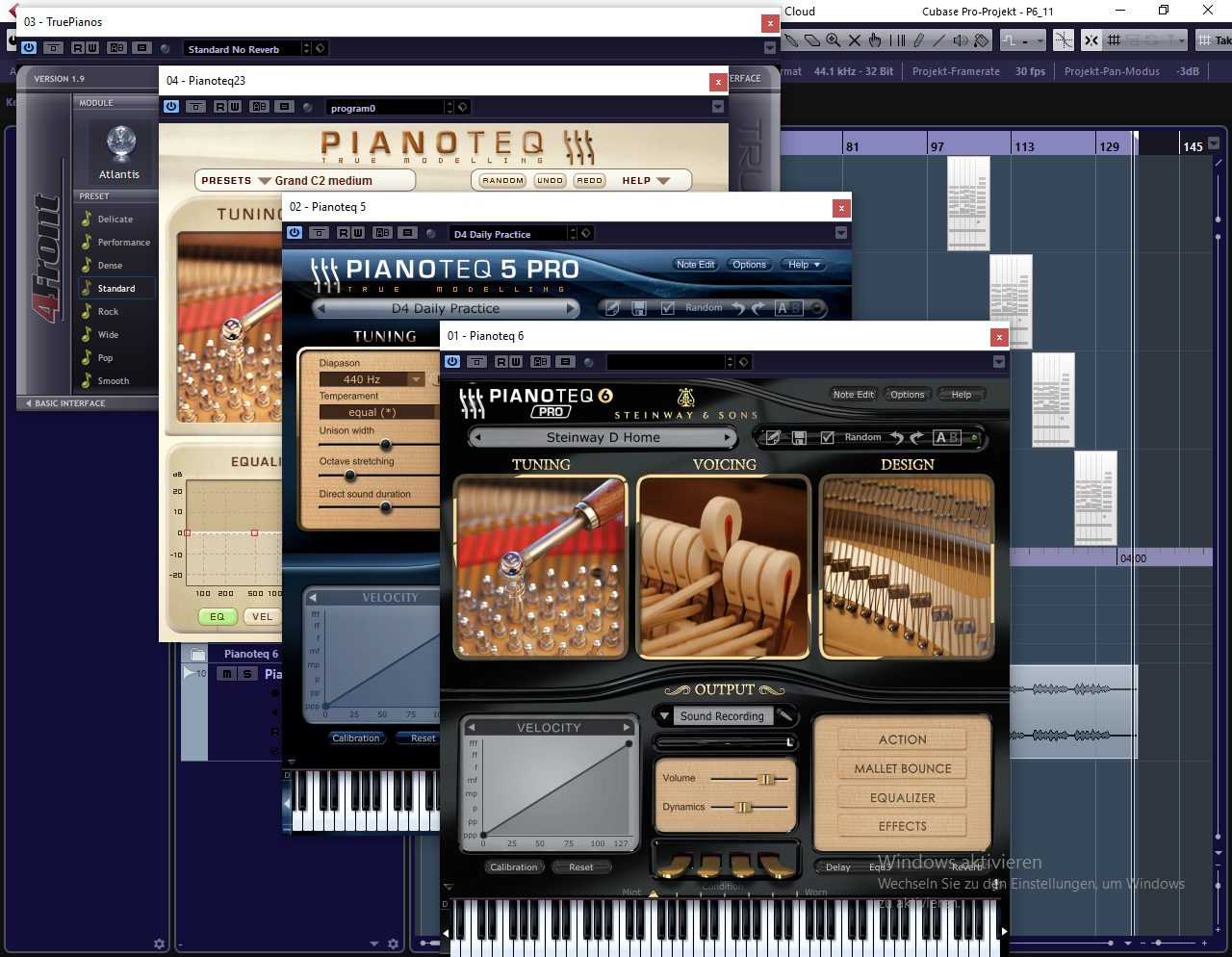 Test: Modartt, Pianoteq 6 Pro, Piano-Modelling Software