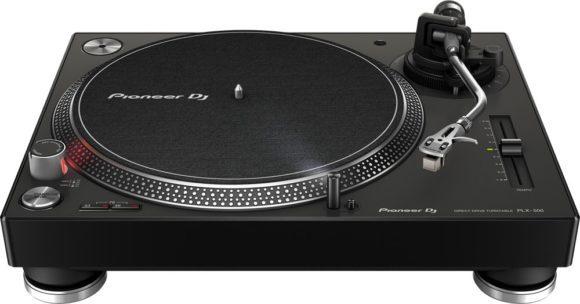 Ein klassischer DJ-Plattenspieler - Pioneer PLX-500