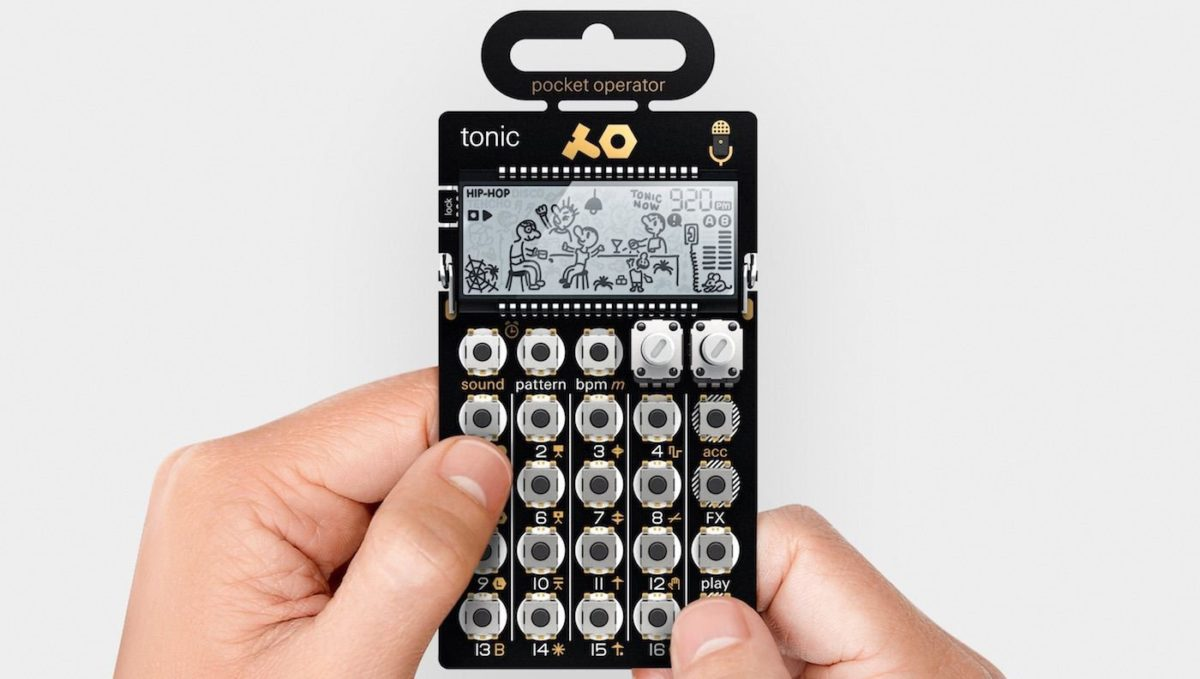 teenage engineering po 32 tonic kaufberatung