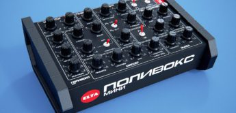 Top News: Elta Music Polivoks Mini, Analogsynthesizer