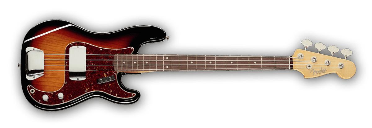 Die Geschichte von Fender Precision Bass