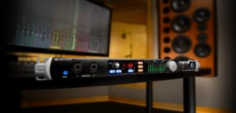 Test: PreSonus Quantum, Thunderbolt Audio/MIDI/CV-Interface