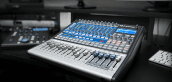 SUMMER NAMM NEWS: Presonus StudioLive 16.0.2 USB, Digitalmixer