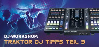 DJ-Workshop: NI Traktor Software – Pegel