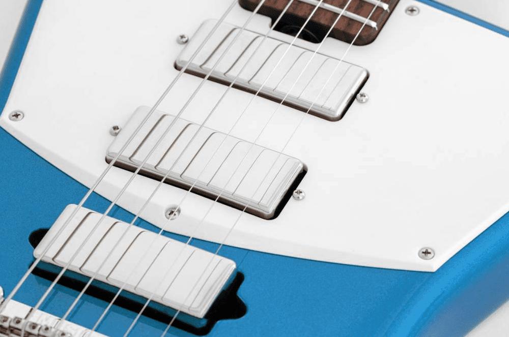 Test: Music Man St. Vincent, E-Gitarre - AMAZONA.de