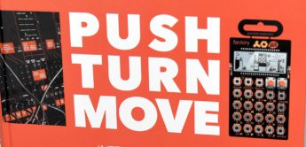 Report: Push Turn Move, Bildband & Sachbuch
