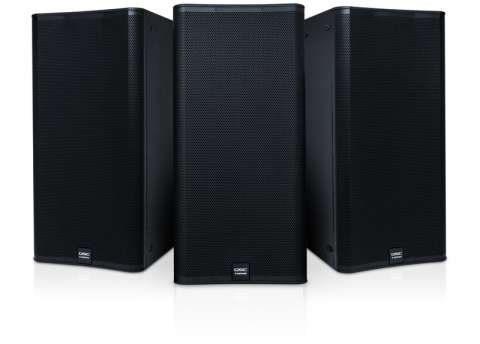 neue Lautsprecher der E-Serie von QSC