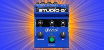 Test: Radial Engineering Studio-Q Talkback Controller