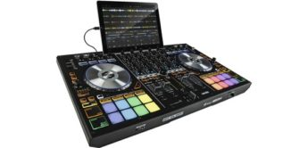 Test: Reloop Mixon 4, DJ Controller