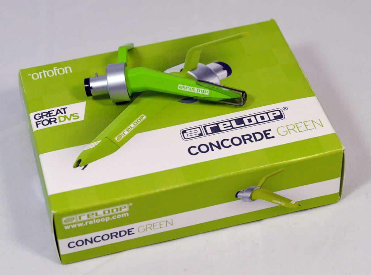 Reloop Concorde Green