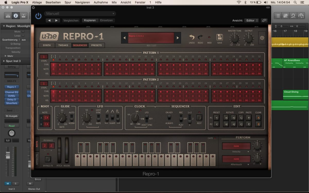 repro-sequencer