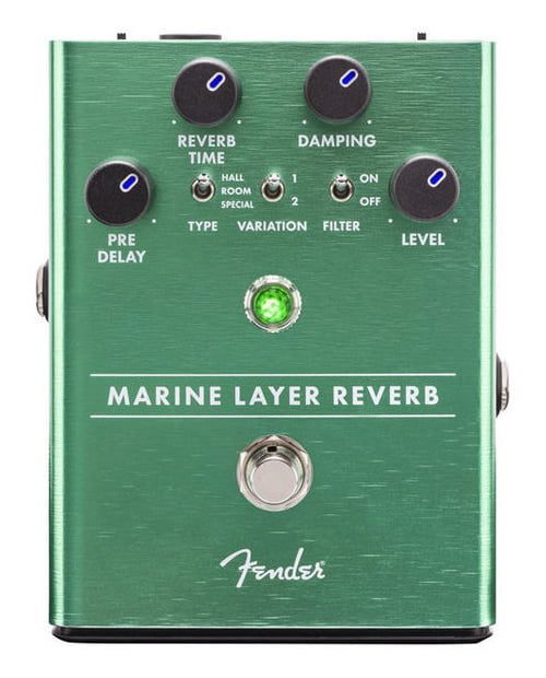 Fender Mirror Image Delay Marine Layer Reverb