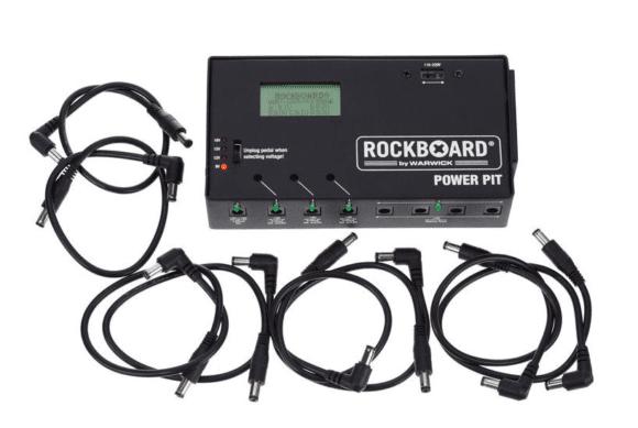 Rockboard-Power-Pit-Zubehör
