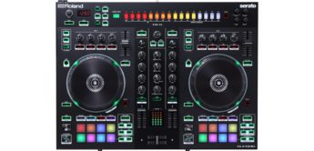 Top News: Roland DJ-505, DJ-Controller