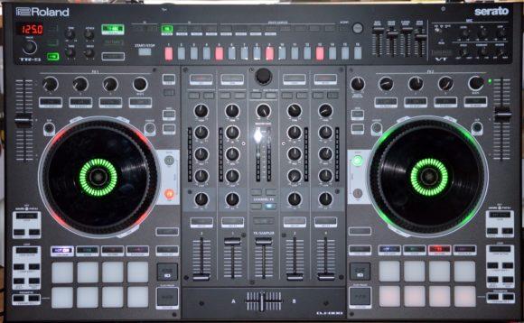 Ein mal alles Bitte - Roland DJ-808