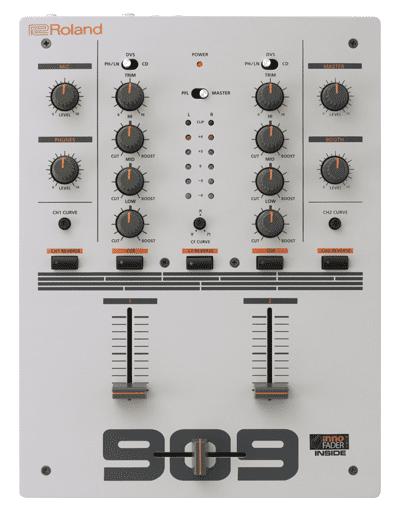 Roland DJ-99 - 2-Kanal-DJ-Mixer