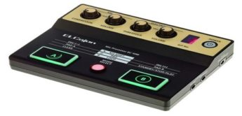Test: Roland EC-10M, Cajon Mic Processor