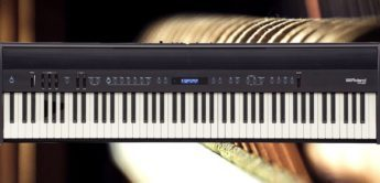 Test: Roland FP-60, Stagepiano