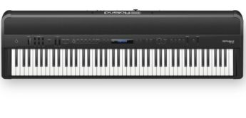 Test: Roland FP-90, Stagepiano