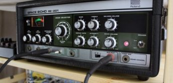 Musikmesse News 2017: Audio Thing Outer Space, Band Echo Plug-in