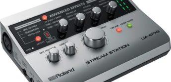 Top News: Roland UA-4FX2, Audiointerface