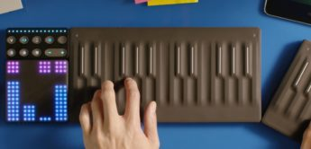 Test: Roli Block Seaboard, Touch Block, USB/Bluetooth-Controller