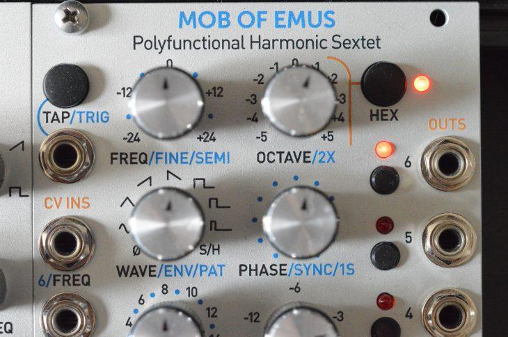 Test: Rossum Electro Music Mob of Emus, Eurorack