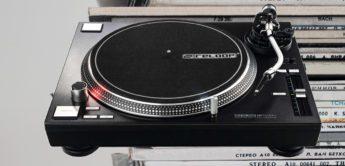 Test: Reloop RP-7000MK2, DJ-Plattenspieler