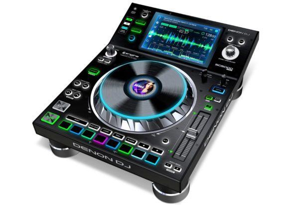 Erster Blick: Denon DJ SC5000