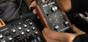 Namm News: Studio Electronics SE-02 EX+Box