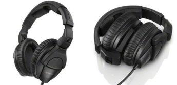 Test: Sennheiser HD 280 Pro, Monitoring-Kopfhörer