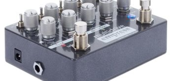 Test: Empress Effects Multidrive, Verzerrerpedal