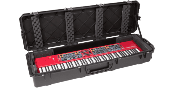 Keyboard Case von SKB für Nord Stage