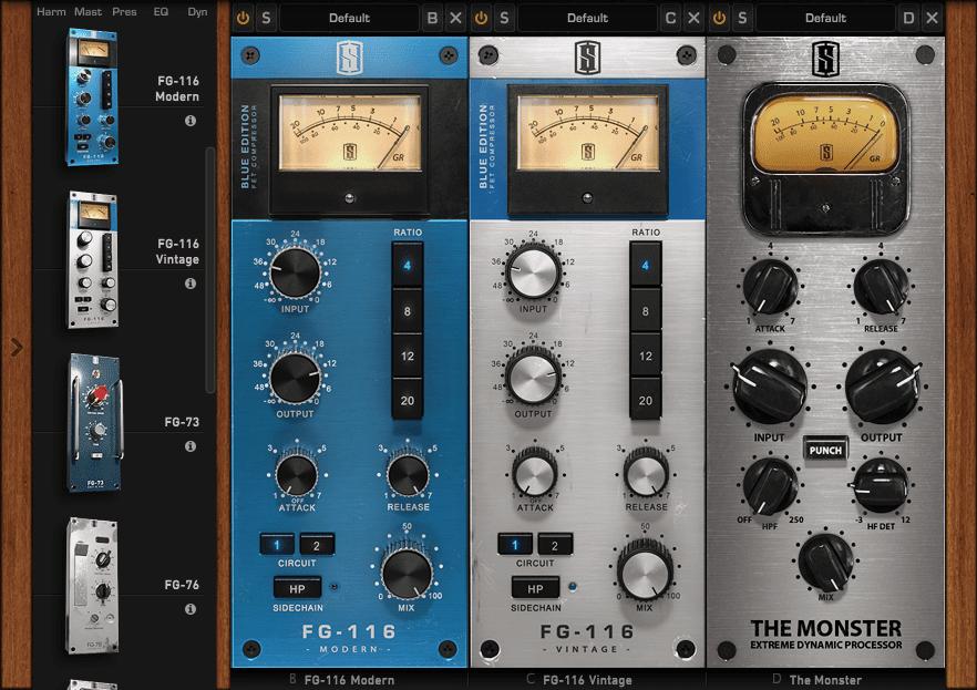 Test: Slate Digital FG-116 Blue, Kompressor-Plug-in - AMAZONA de