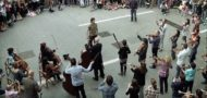 Som Sabadell Flashmob
