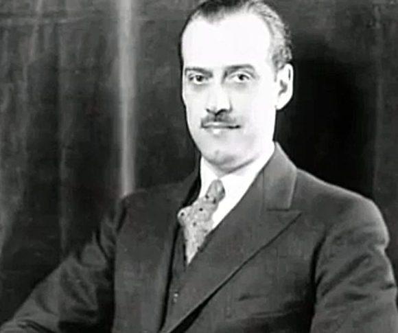 Laurens Hammond - der Erfinder des Federhalls (und der Hammond-Orgel)