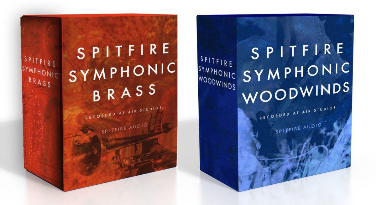 Spitfire Audio Symphonic Woodwinds, Symphonic Brass