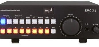Musikmesse News 2017: SPL SMC 7.1, Monitorcontroller