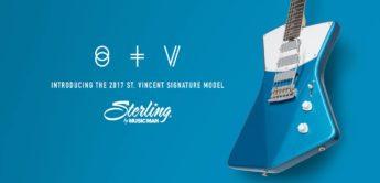 NAMM NEWS 2017: Sterling by Music Man – drei neue Modelle