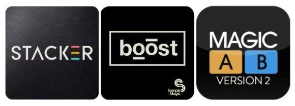 Sample Magic - Stacker, Boost, Magic A/B