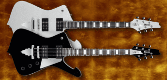 TOP NEWS: Ibanez Iceman PS60 Paul Stanley, E-Gitarre