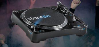 Test: Stanton T.92 M2 USB, DJ-Plattenspieler